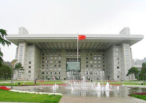 中国大学 组织结构图