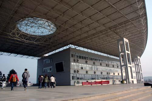 全国大学生优秀事迹报告团走进中国地质大学校园 3