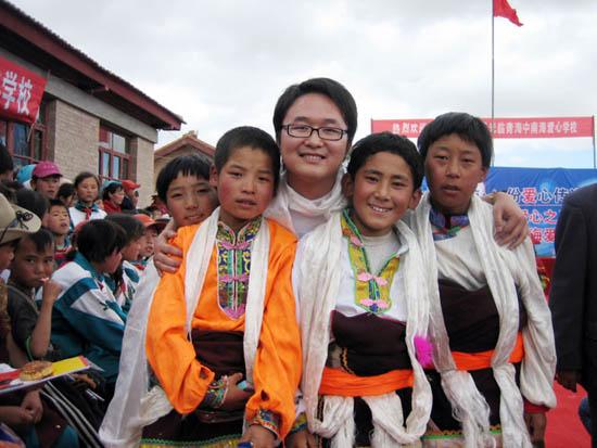 2010中国大学生年度人物评选候选人毛毳事迹图片